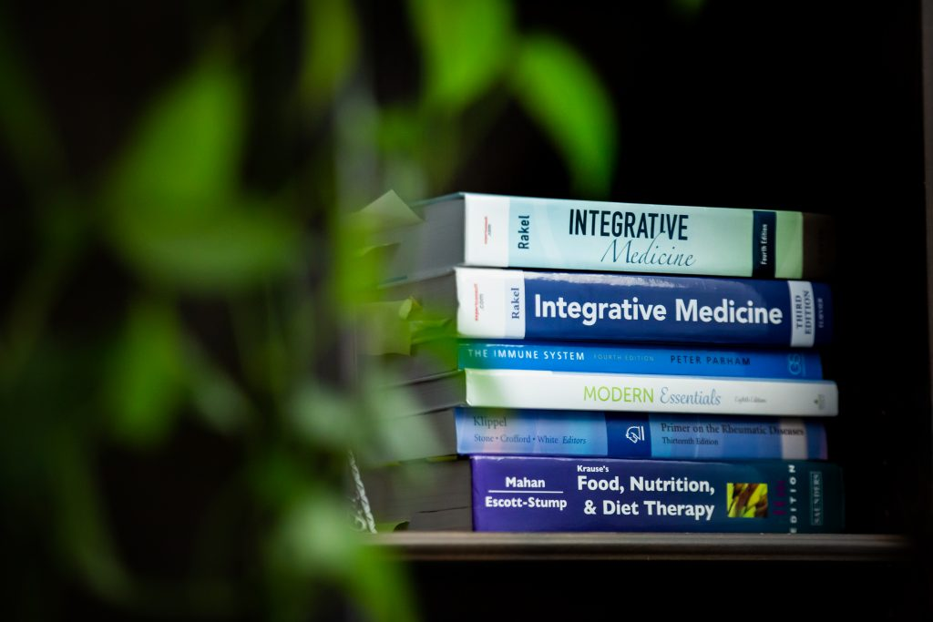 Integrative medicine in Connecticut with Dr. Tonya Cremin, family physician, osteopath.